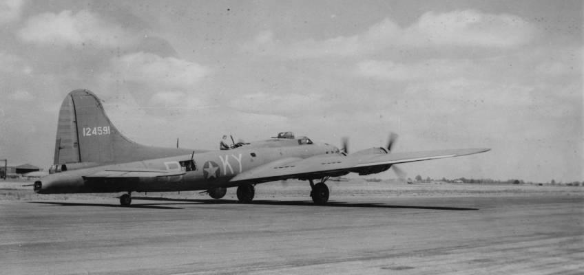Boeing B-17 #41-24591 / Rigor Mortis