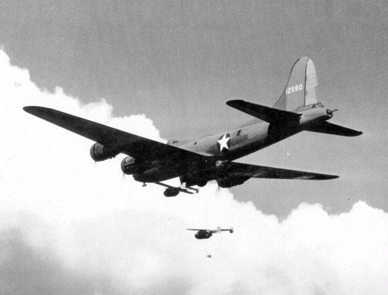 B-17 #41-2590