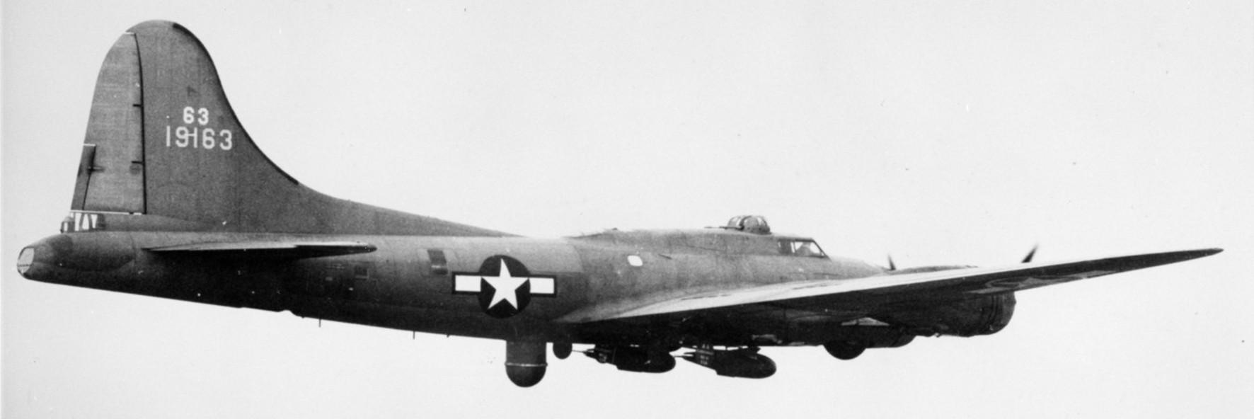 B-17 #41-9163