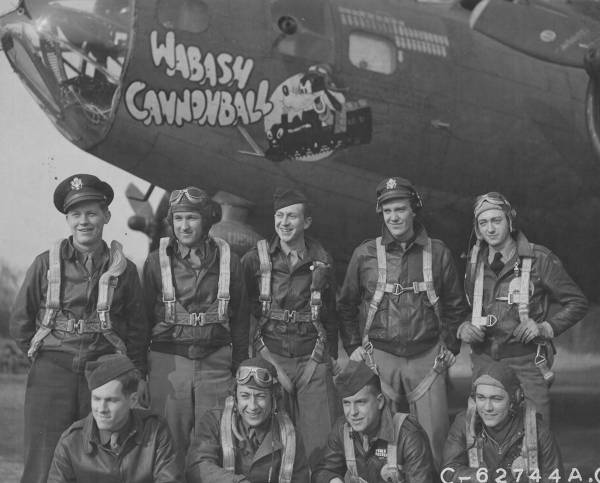 B-17 #42-29947 / Target For Tonight aka Wabash Cannonball