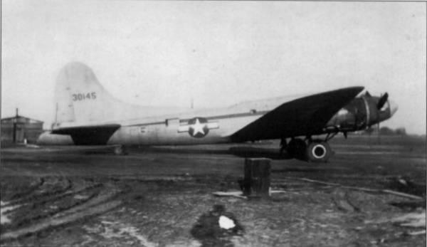 B-17 #42-30145 / Green Hornet