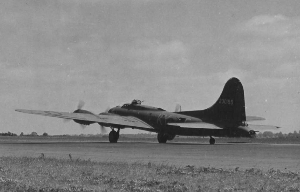 B-17 #42-30155