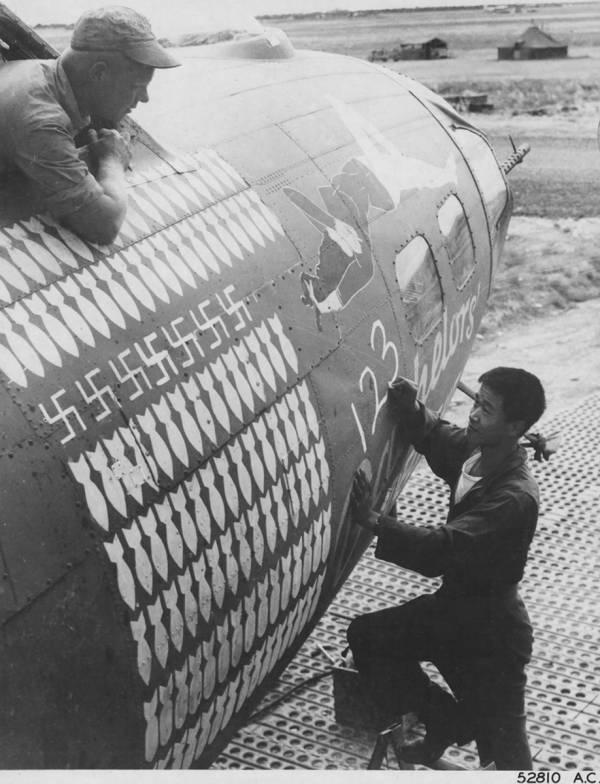 B-17 #42-30497 / Bachelor's Delight