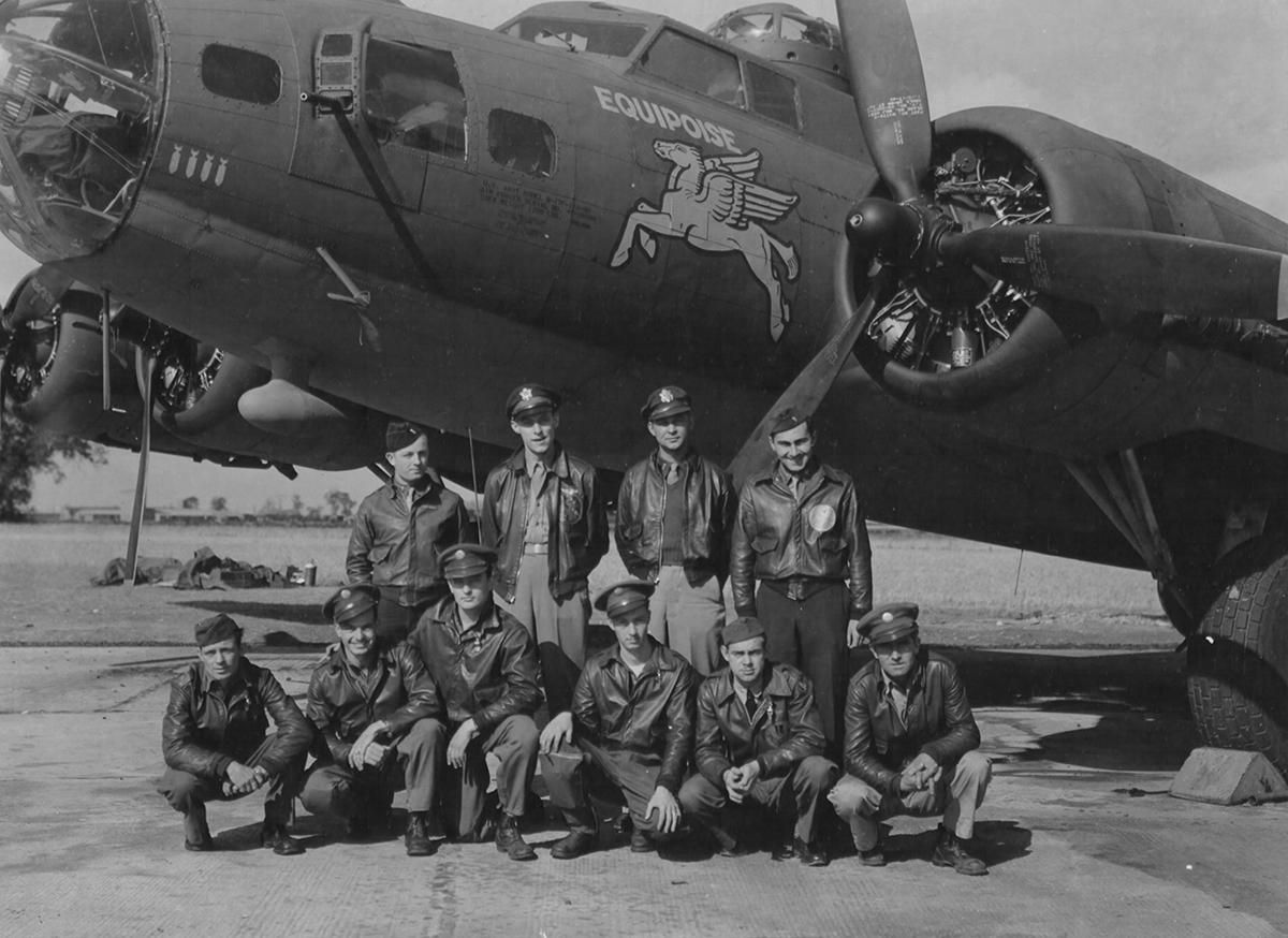 B-17 #42-30580 / Equipoise