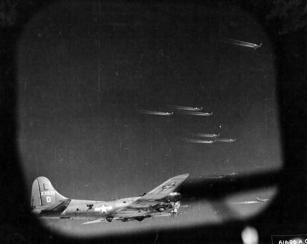 B-17 #42-31525 / Shed House Mouse aka The Reincarnation