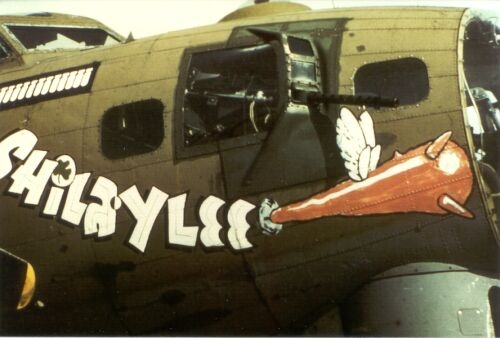 B-17 #42-31987 / Shilaylee aka The Little Skipper