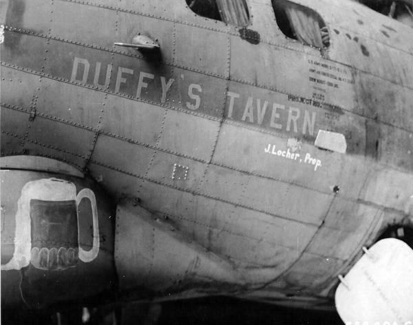 B-17 #42-3507 / Duffy's Tavern