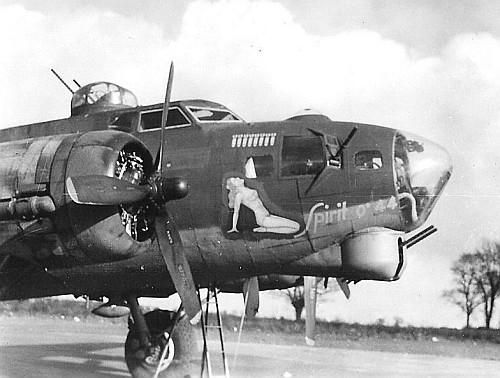 B-17 #42-38044 / Spirit o '44
