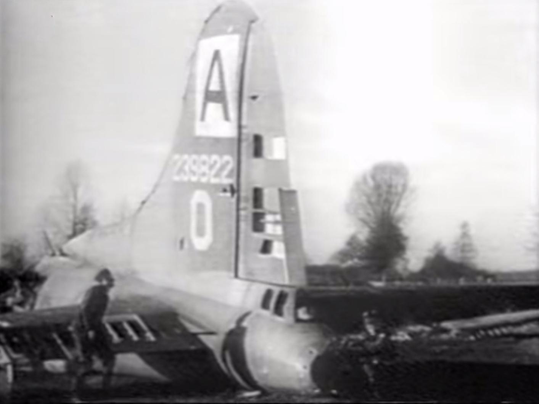 B-17 #42-39822