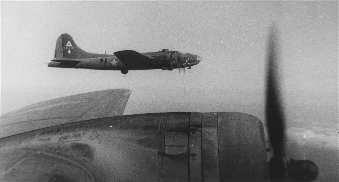 B-17 #42-5731 / Smokey Stover
