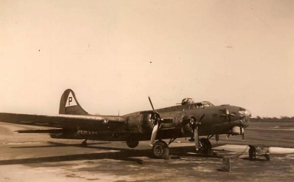 B-17 #42-97510 / Satan's Playmate