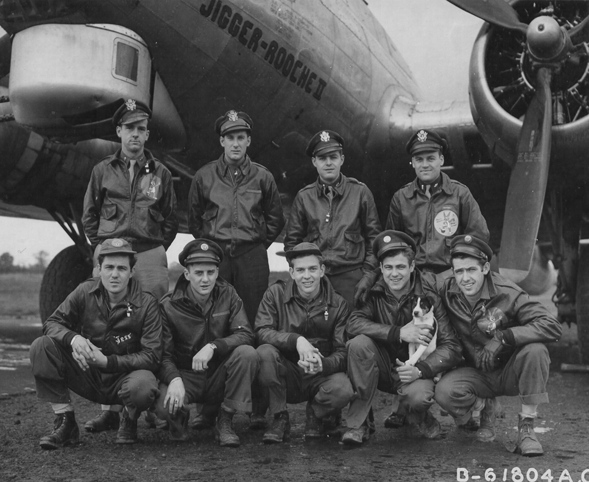 B-17 #43-38248 / Jigger Rooche II aka Oochie