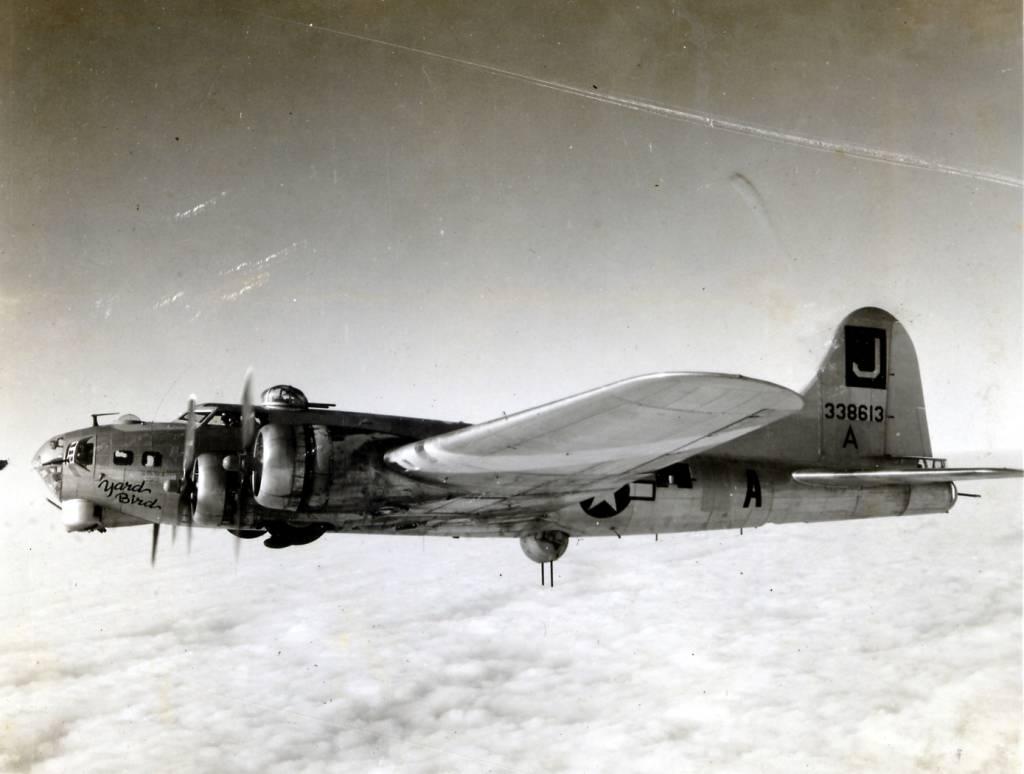 B-17 #43-38613 / Yardbird III