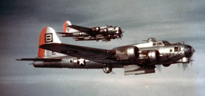 Boeing B-17 #44-6838 / Spirit of Martinez