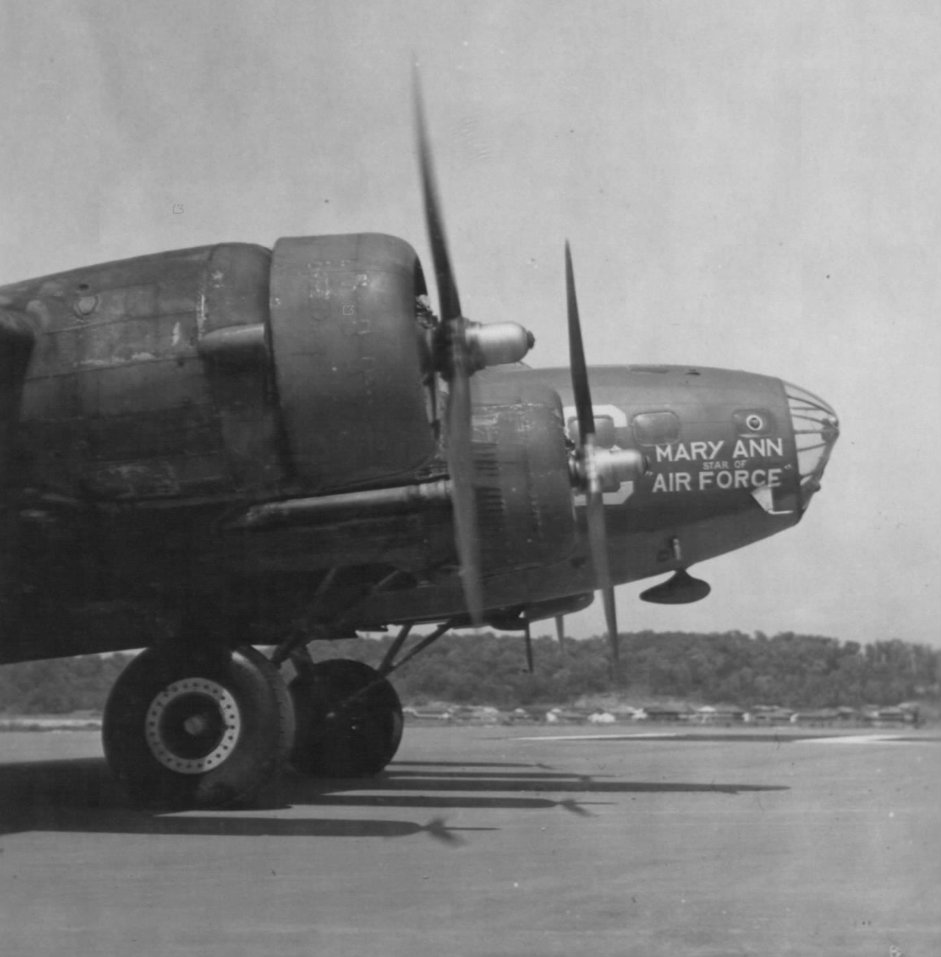 B-17 #38-584