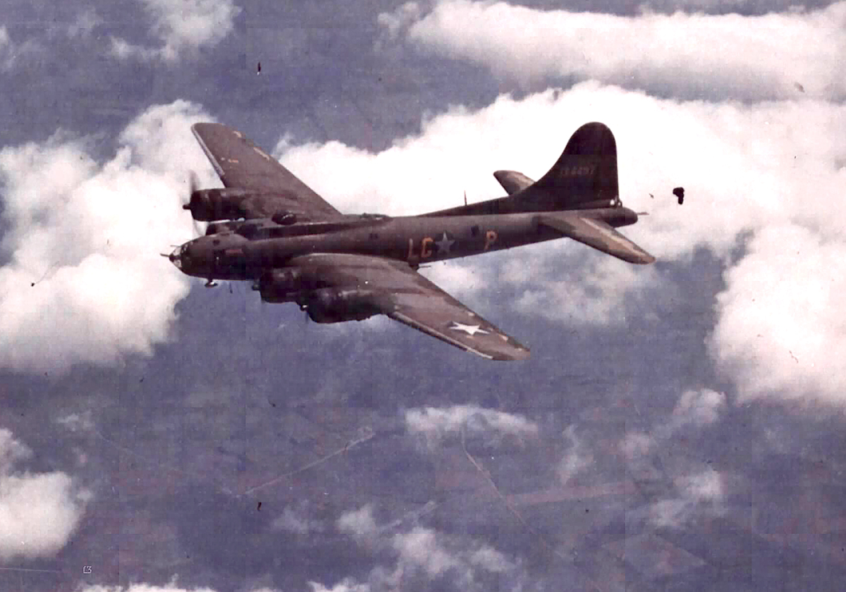 B-17 #41-24497 / Mizpah II