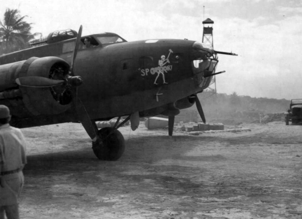B-17 #41-9093 / Spook