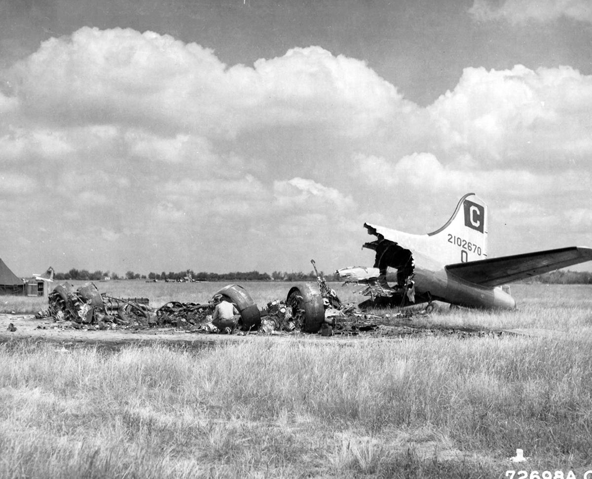 B-17 #42-102670