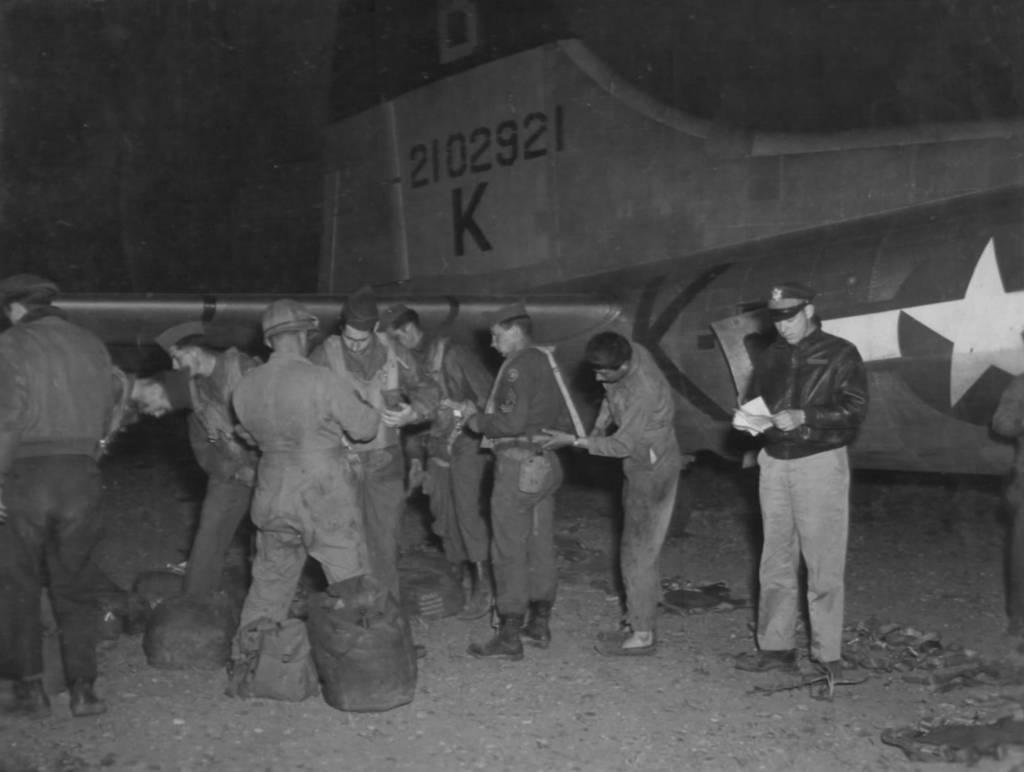 B-17 #42-102921 / The Dutchess