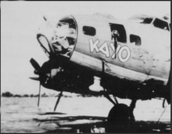 B-17 #42-29688 / Kayo
