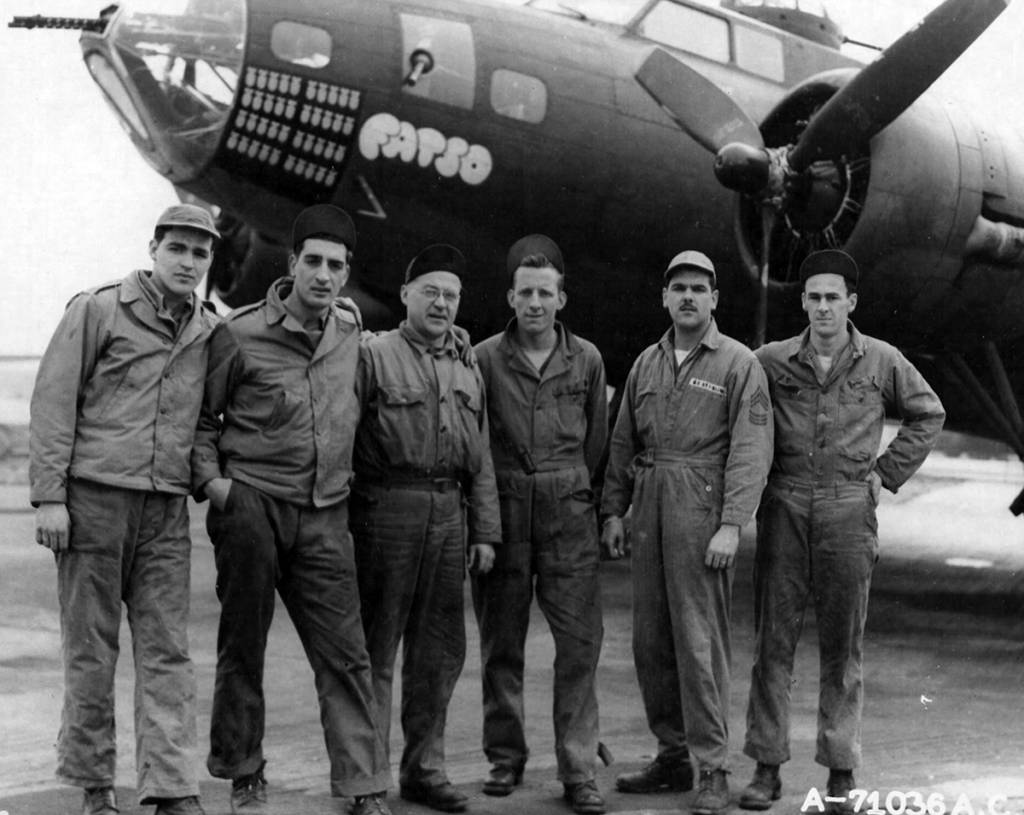 B-17 #42-29718 / The Widow Maker aka Fatso