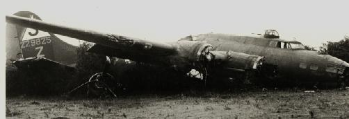 B-17 #42-29825 / Meat Ball aka Major Ball