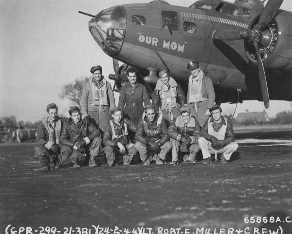 B-17 #42-29832 / Our Mom aka Spirit Of A Nation