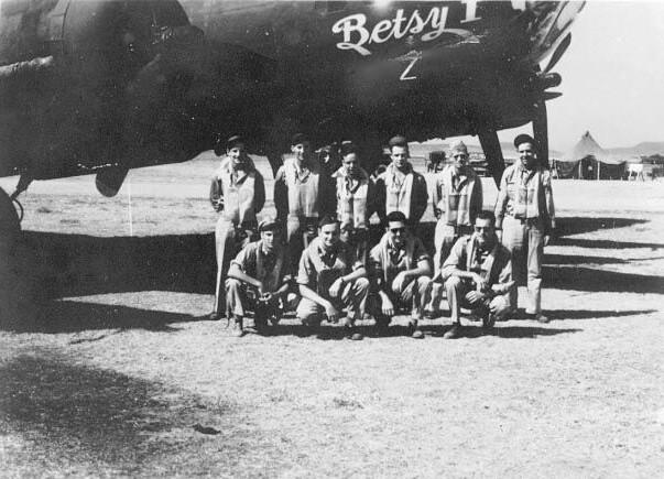 B-17 #42-3066 / Betsy I