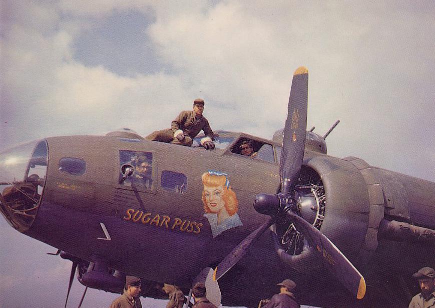 B-17 #42-3088 / Sugar Puss