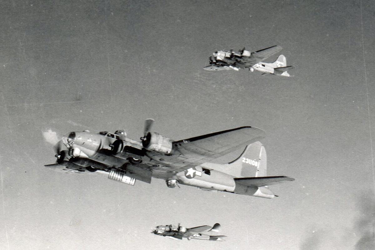 B-17 #42-31108 / Devil's Mate