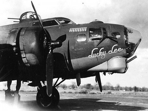 B-17 #42-31735 / Lucky Lee
