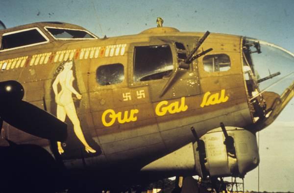 B-17 #42-31767 / Our Gal Sal