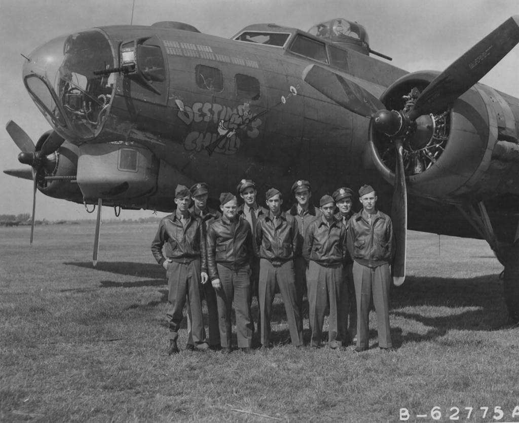 B-17 #42-31812 / Destiny's Child