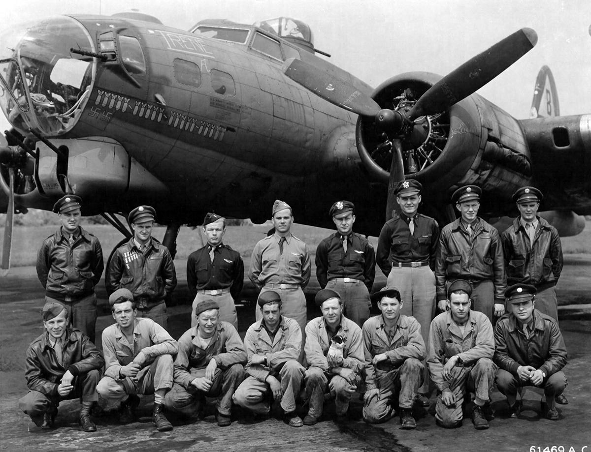 B-17 #42-31898 / Irene A