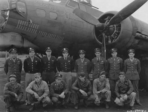 B-17 #42-31978 / Dottie G II
