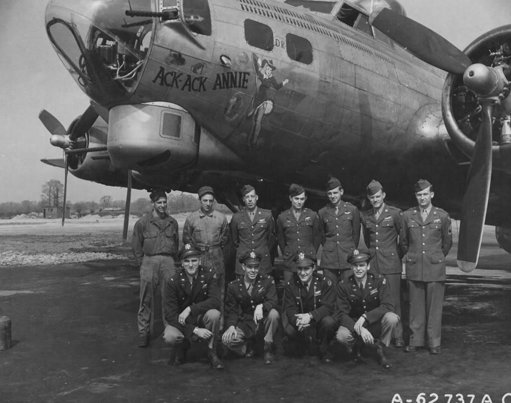 B-17 #42-32095 / Ack-Ack Annie
