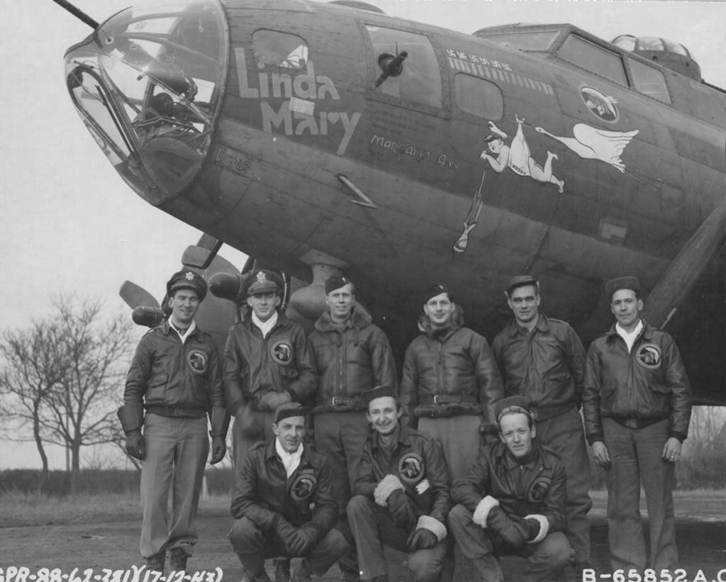 B-17 #42-3215 / Linda Mary