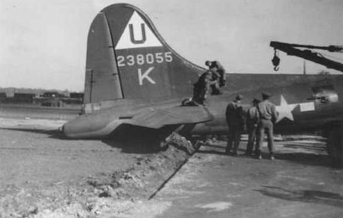 B-17 #42-38055