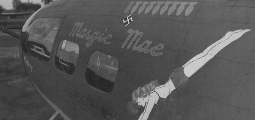 Boeing B-17 #42-5847 / Margie Mae