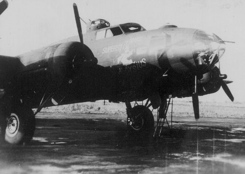 B-17 #42-6098 / Superstitious Al-o-ysius