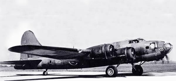 B-17 #42-6101
