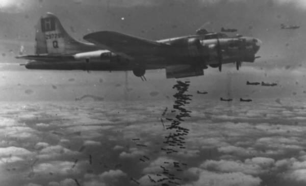 B-17 #42-97289 / Haughty Hazy II