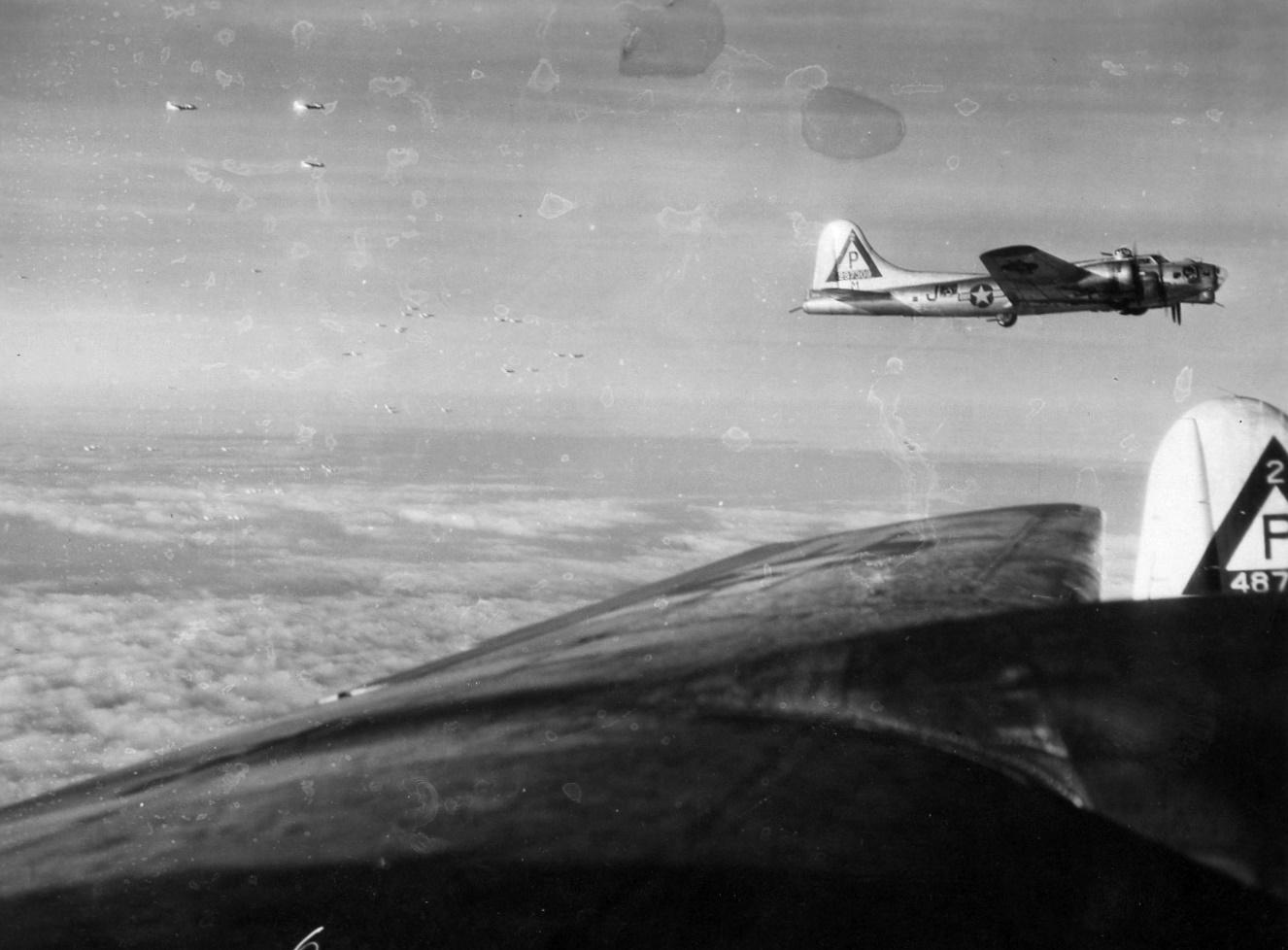 B-17 #42-97309 / Kathleen Lady of Victory