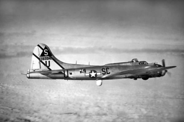 B-17 #42-97947