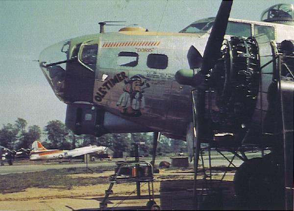 B-17 #43-38138 / Ole-Timer