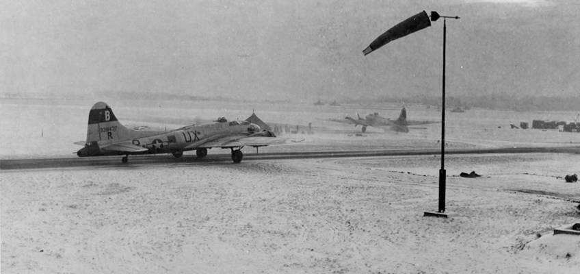Boeing B-17 #43-38477