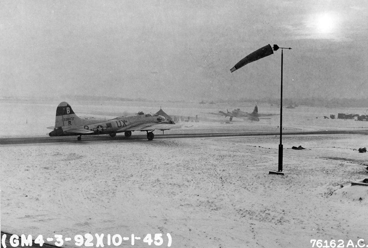 B-17 #43-38477