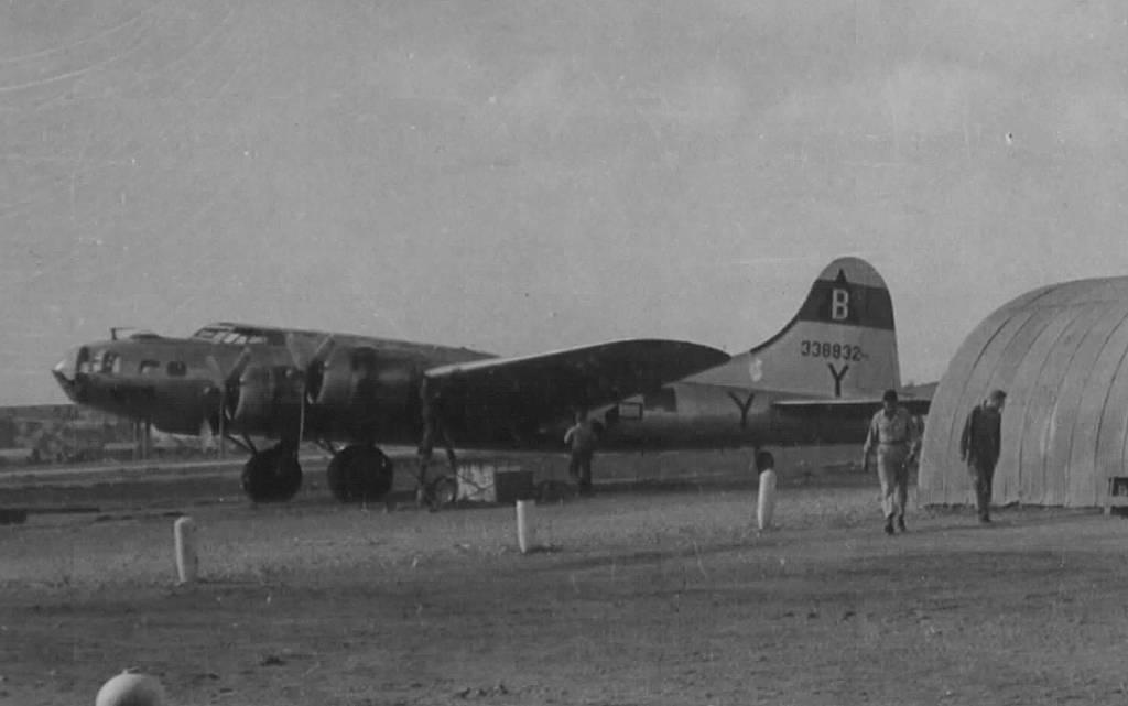 B-17 #43-38832 / Irene