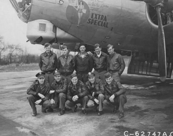 B-17 #43-39000 / Extra Special