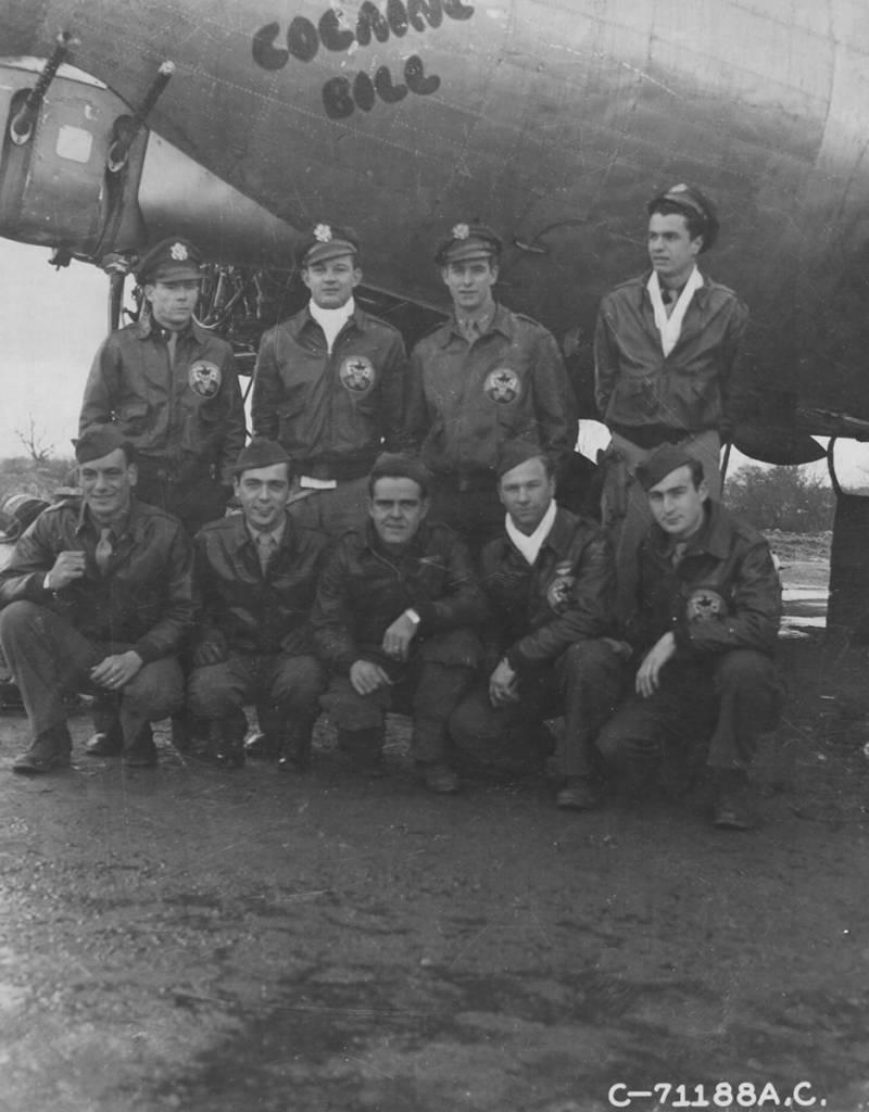 B-17 #44-6097 / Cocaine Bill